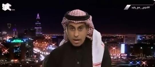 """شاهد.. محمد العنزي ينفجر: """"عراب العالمية في آسيا النصر""""!"""