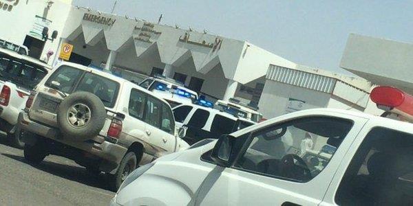 في حادثة جديدة .. تهديد بالسلاح في مستشفى خالد بحائل .. والشرطة تباشر التحقيق
