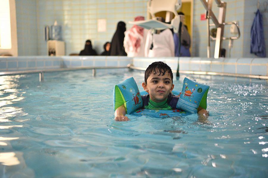قبول غير السعوديين في برامج التأهيل بمراكز جمعية الأطفال ذوي الإعاقة
