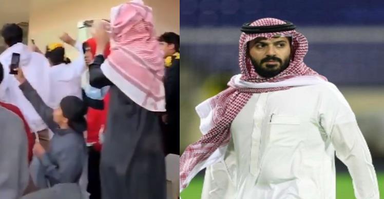 بالفيديو..جماهير الاتحاد تنفجر غضباً وتهتف ضد أنمار الحائلي