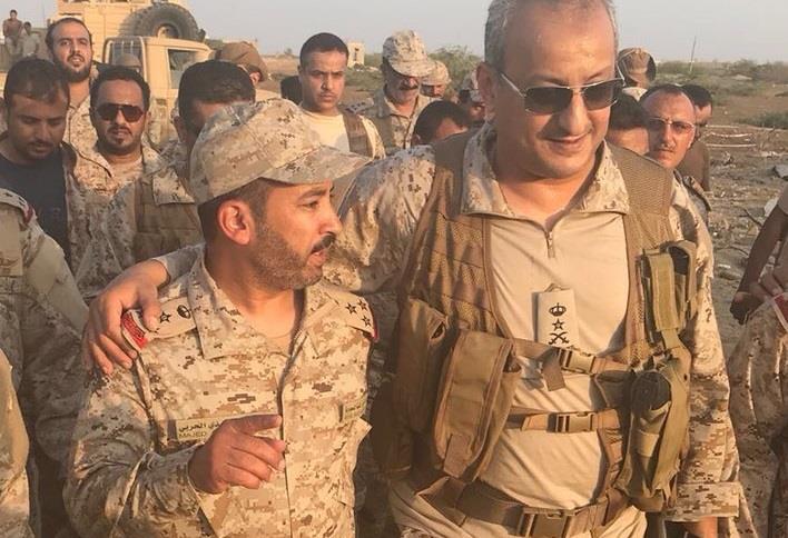 أخبار 24 بالفيديو والصور الأمير فهد بن تركي يتجو ل في مدينة ميد ي اليمنية بعد تحريرها من الحوثيين