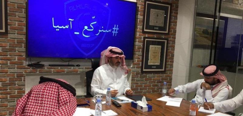 الحماد ينسحب من رئاسة الهلال.. ويدعم ابن نافل
