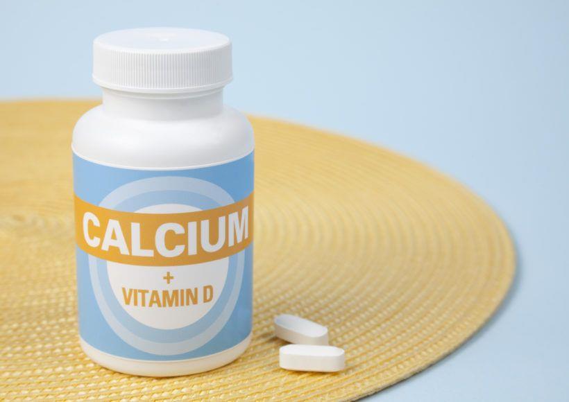 الكالسيوم وأدوية متنوعة
