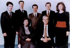 صورة عائلة بشار الاسد