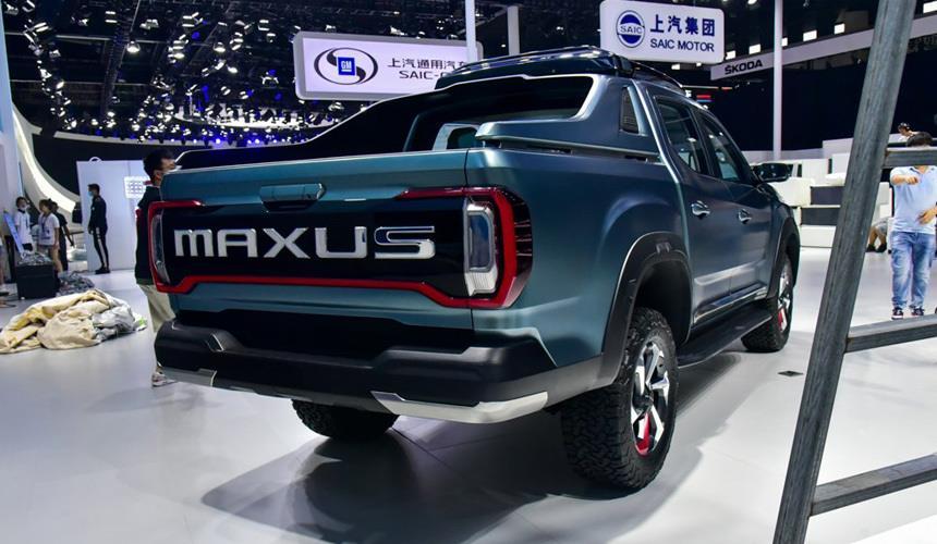 الصين تزيل الستار عن أحدث سيارات البيك آب