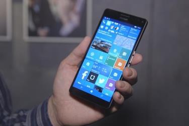 microsoft lumia 950 xl display