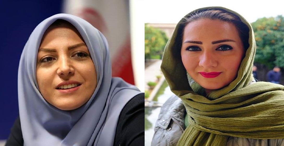 مذيعات في التلفزيون الإيراني