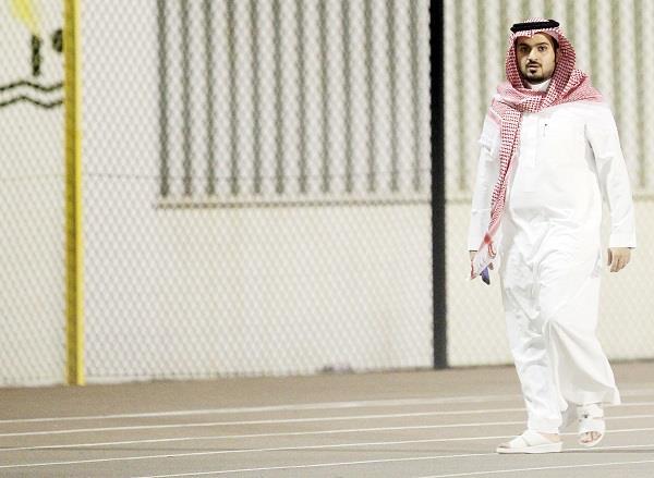 بالصورة.. باعشن يوجه رسالة إلى أنمار الحايلي بعد تكليفه برئاسة الاتحاد !