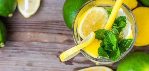 الليمون و النعناع