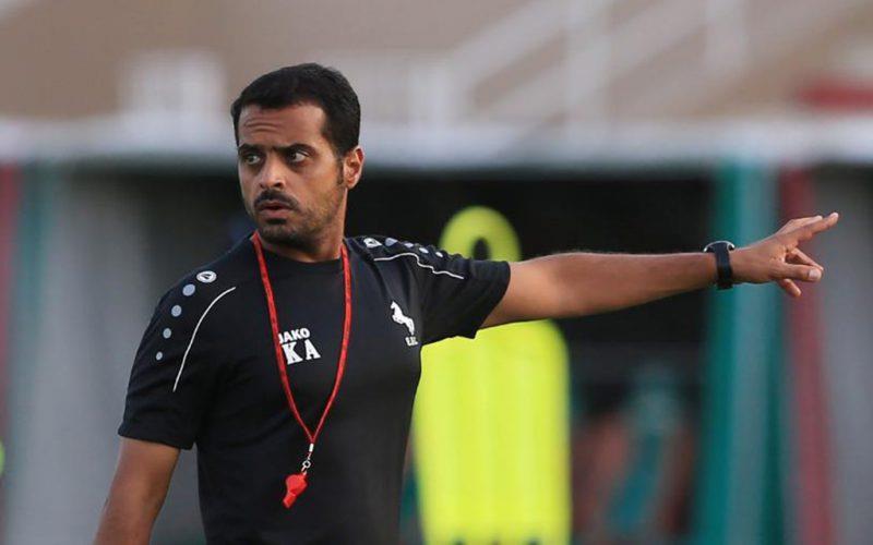 مدرب فريق الاتفاق الأول لكرة القدم، خالد العطوي