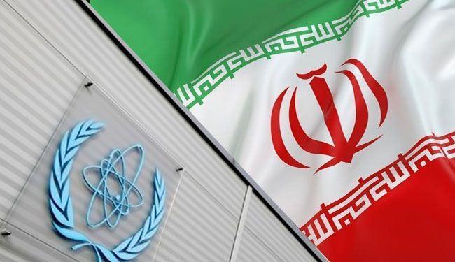 """""""الطاقة الذرية"""" تعرب عن قلقها الشديد من مواد نووية غير مصرح بها في إيران"""