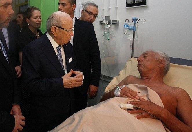 ارتفاع حصيلة الهجوم الإرهابي في تونس إلى 37 قتيلاً