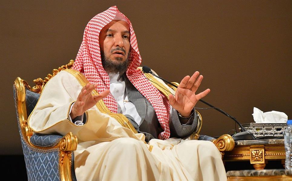 عضو هيئة كبار العلماء الشيخ سعد الشثري