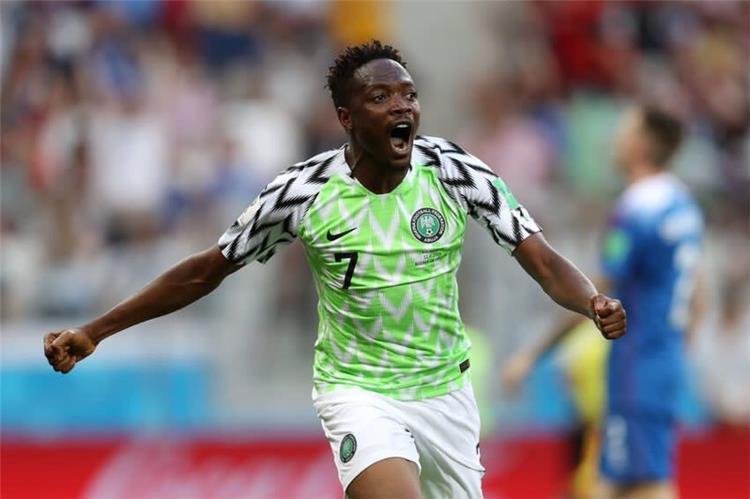 محترف النصر يكشف سبب غيابه عن تشكيلة نيجيريا الأساسية أمام بوروندي