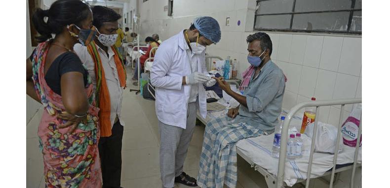 بعد الأسود والأبيض ... ظهور عدوى فطرية صفراء قاتلة في الهند