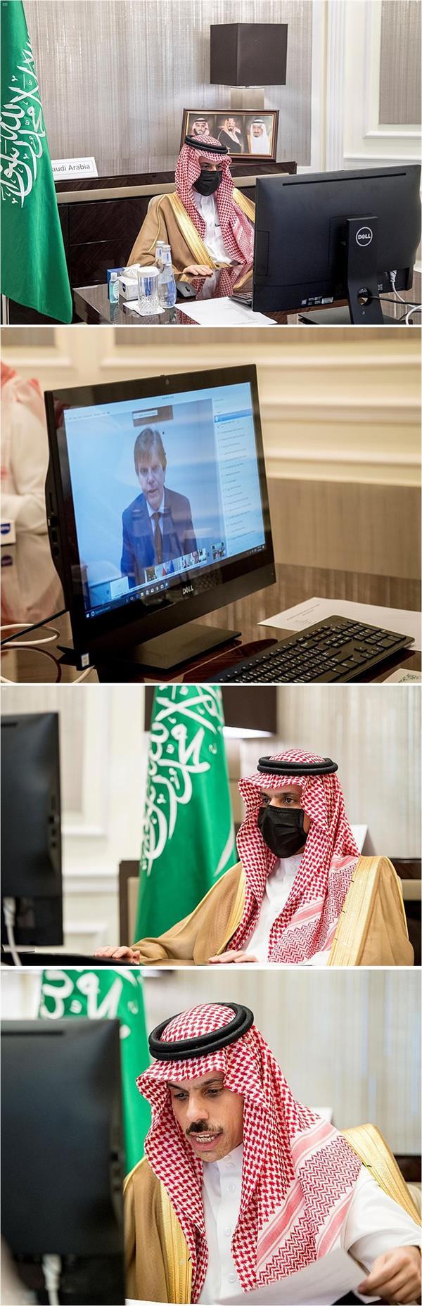 وزير الخارجية يشارك في اجتماع التحالف الدولي ضد داعش