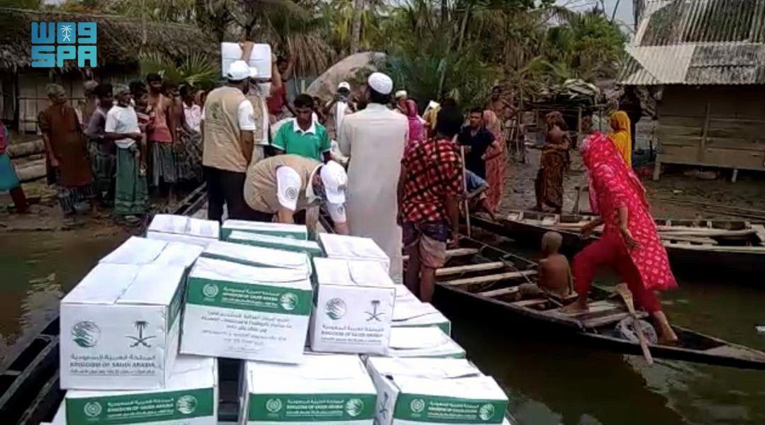 مركز الملك سلمان للإغاثة والعمل الإنساني