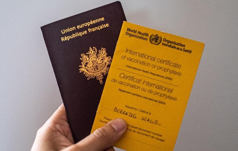 البرلمان الأوروبي يصادق على وثائق السفر لتلقي لقاح كورونا