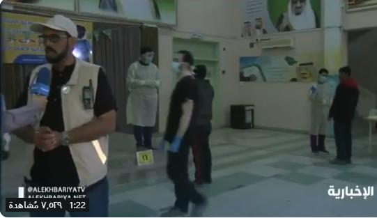 """""""صحة الباحة"""" تنقل نحو 20 ألف عامل وافد إلى المدارس بعد فحصهم"""