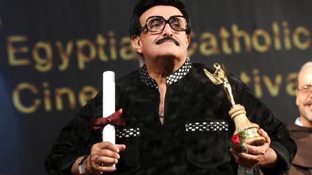 امبراطور الضحك .. سمير غانم عملاق الكوميديا الارتجالية