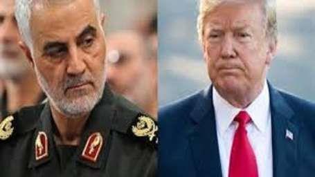 إيران تصدر مذكرة اعتقال بحق ترامب بتهمة اغتيال قاسم سليماني