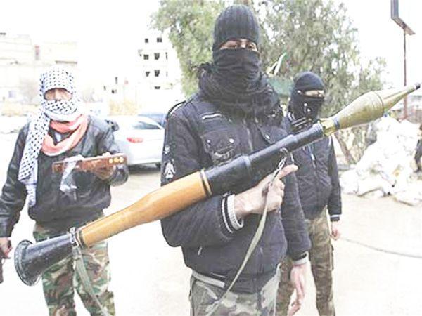 جبهة النصرة الاسلامية