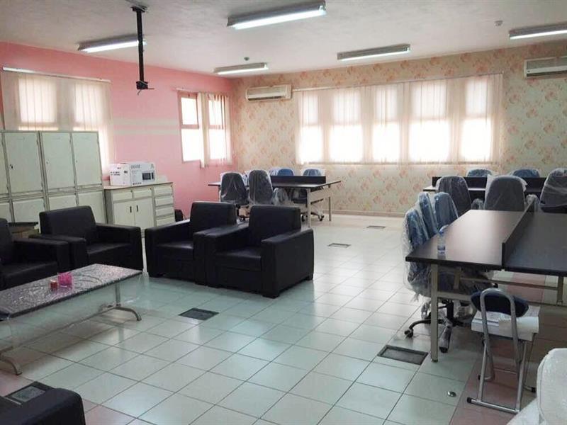 أخبار 24 | بالصور..تعليم جدة يبدأ في تنفيذ 100 غرفة للمعلمات بالمدارس