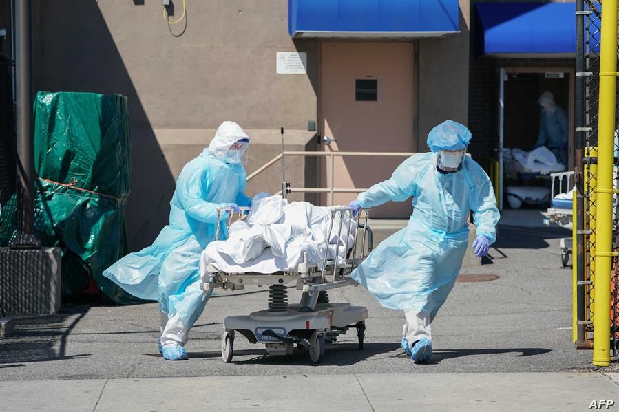 الولايات المتحدة تسجّل 80,701 إصابة جديدة و 421 حالة وفاة بفيروس كورونا