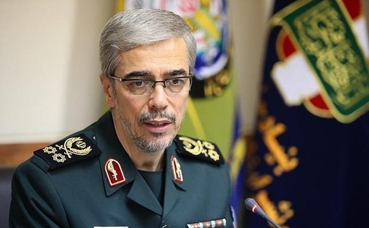 رئيس الأركان الإيرانية محمد باقري