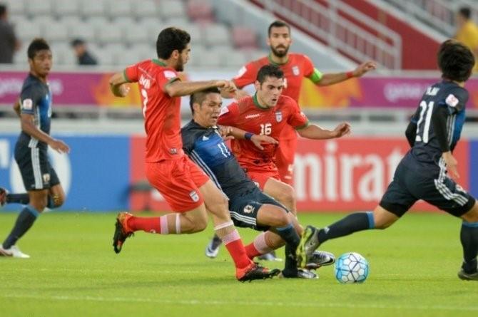 اليابان تتأهل لنصف نهائي بطولة آسيا بثلاثية في إيران