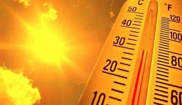 موجة حارة بالشرقية وغبار على الرياض وعدد من المناطق خلال الساعات المقبلة