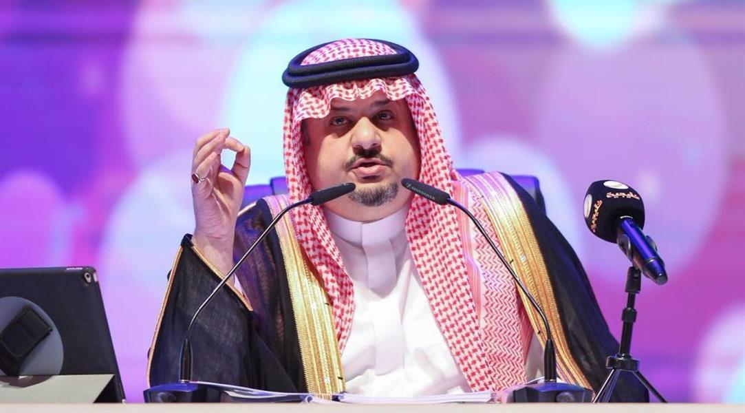 الأمير عبدالرحمن بن مساعد
