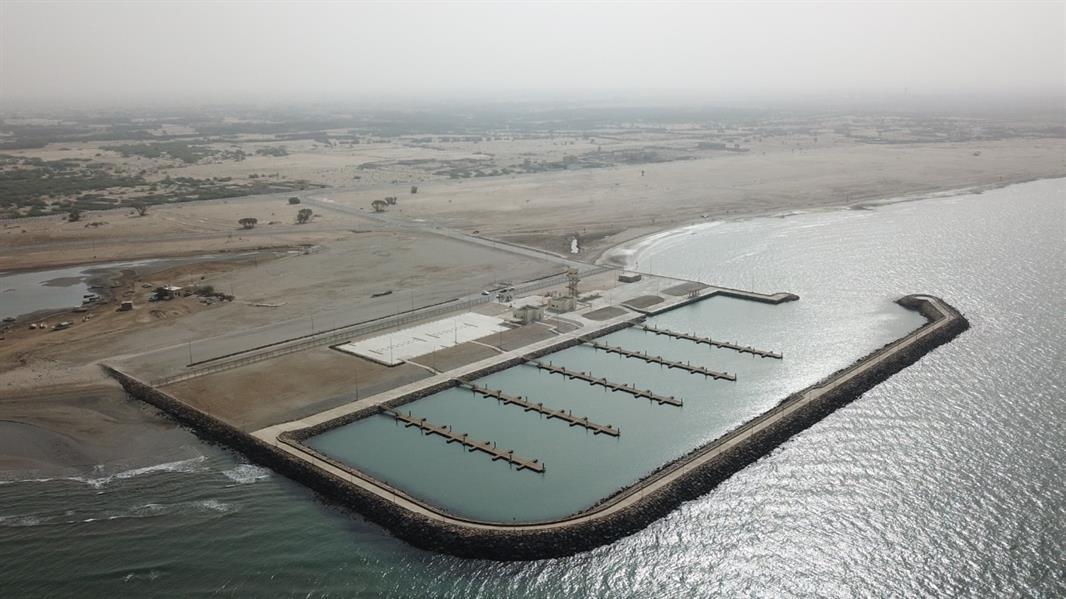 يستوعب 120 قارباً.. إنشاء أحدث مرفأ للصيد في الشقيق على مساحة 115 ألف متر