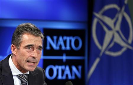 أندرس فو راسموسن الأمين العام لحلف شمال الأطلسي