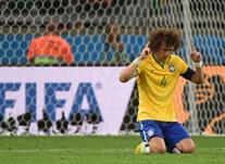 بالصور.. البرازيل تبكي حزنا على خروج منتخبها من المونديال