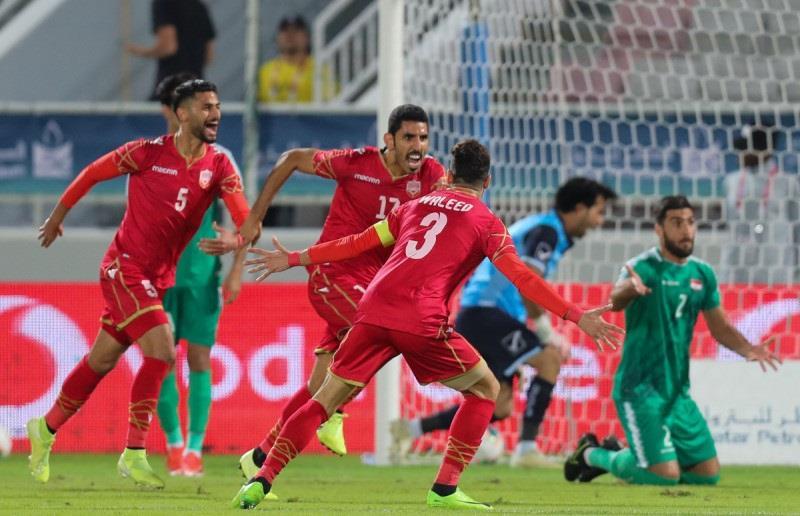 الأحمر البحريني إلى نهائي خليجي 24