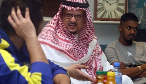 رئيس النصر لنور: سنفقد أحد أساطير الكرة السعودية