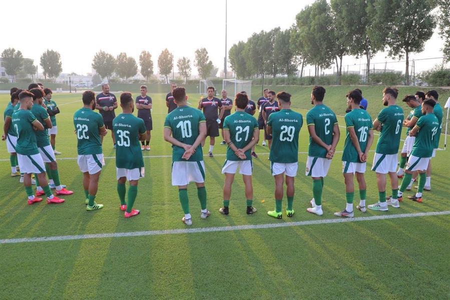 فريق الشرطة العراقي