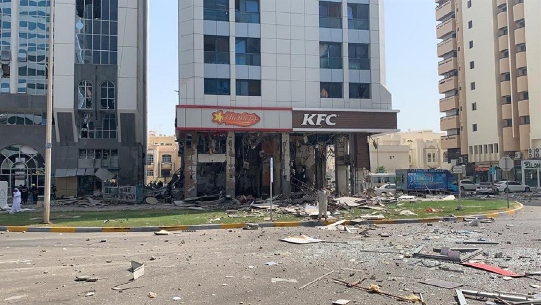 انفجار في أحد المطاعم الشهيرة بأبوظبي يسفر عن وقوع إصابات