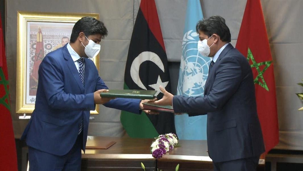 الأزمة الليبية: مفاوضات بوزنيقة.. فرقاء ليبيا يتفقّون على توزيع المناصب