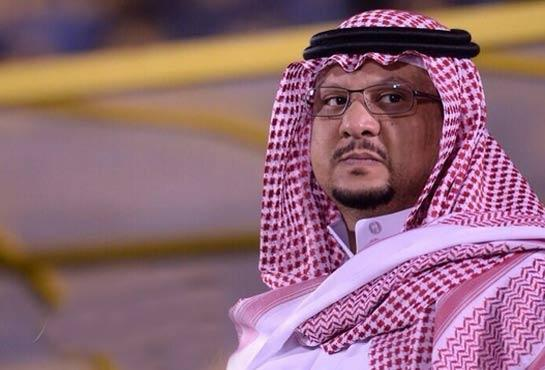 الأمير فيصل بن تركي