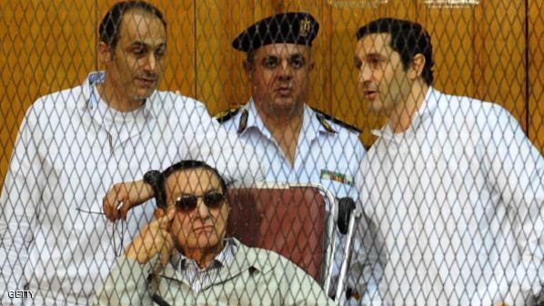 مصر.. استئناف محاكمات لمبارك والإخوان