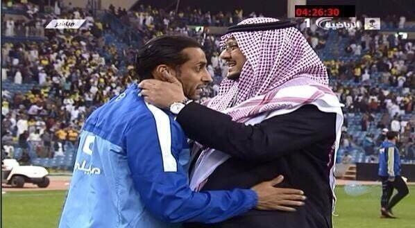 الامير فيصل بن تركي و سامي الجابر