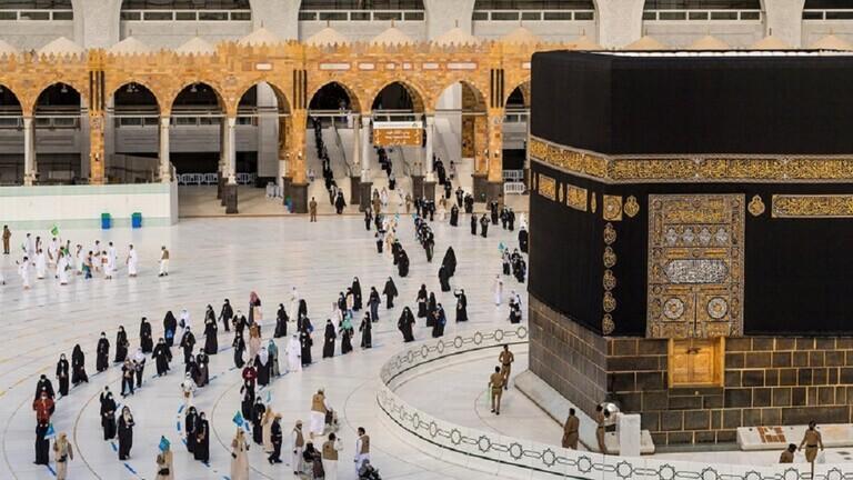 ضبط مخالفين حاولوا دخول المسجد الحرام وساحاته