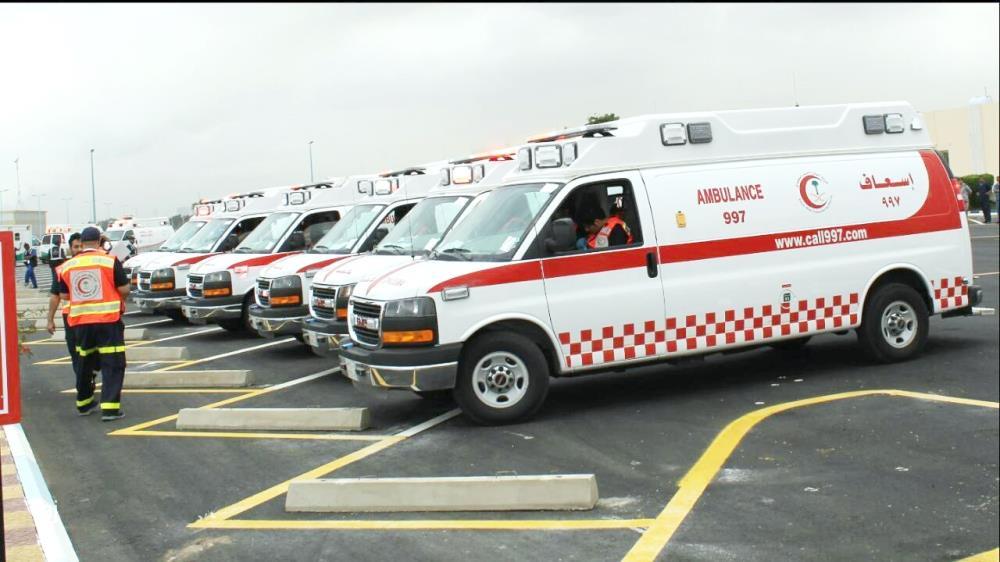 """""""الهلال الأحمر"""" تعتزم توفير التأمين ضد الغير على سياراتها خلال العام الحالي"""