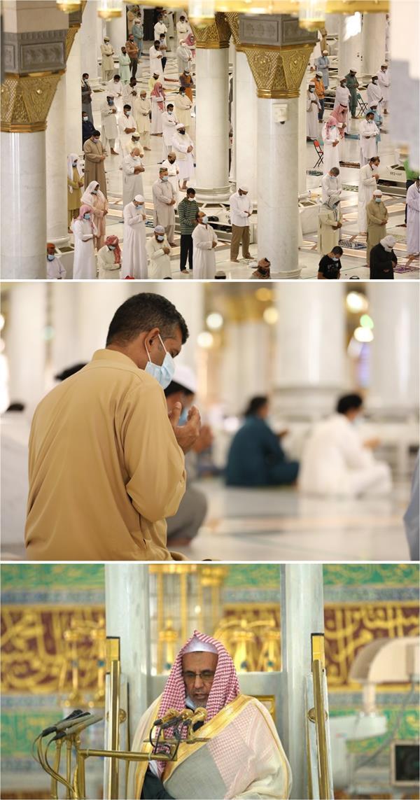 خطيب المسجد النبوي: الغش في المعاملات المالية جُرم كبير والإسلام جاء لحماية المجتمع منه