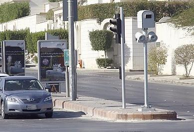 """محكمة ترفض إدانة 3 أحداث ركضوا أمام كاميرا """"ساهر"""""""