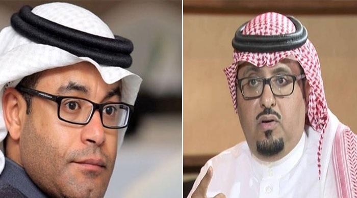 بعد أن أحرجه بتغريدة.. محمد الشيخ يرد على سالم العثمان !