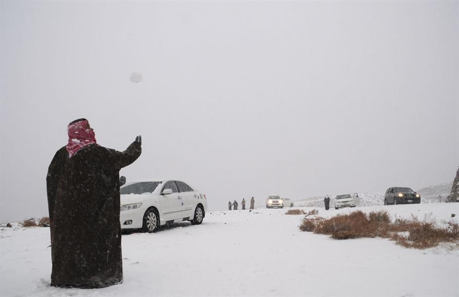 درجات الحرارة في الشتاء ستنخفض إلى 6 تحت الصفر