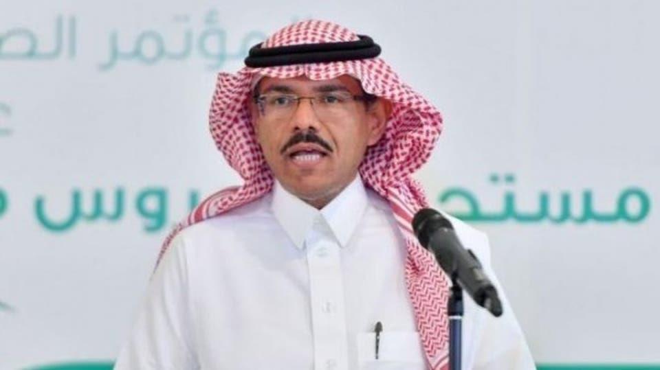 المتحدث الرسمي لوزارة الصحة الدكتور محمد العبدالعالي